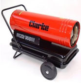 Industrial Heaters For Hire